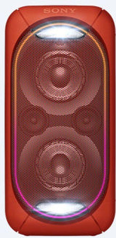 Музыкальный центр SONY GTK-XB60,  красный [gtkxb60r.ru1]