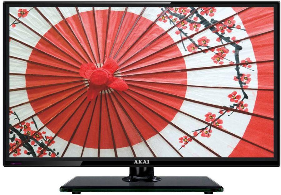 "LED телевизор AKAI LEA-39K48P  ""R"", 39"", HD READY (720p),  черный"