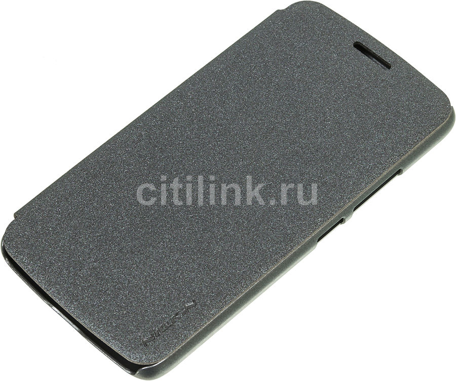 Чехол (флип-кейс)  Nillkin Sparkle, для Motorola Moto G5, черный