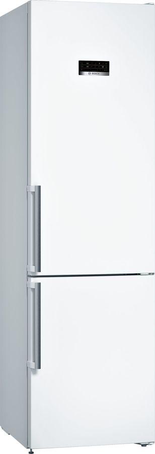 Холодильник BOSCH KGN39XW3OR,  двухкамерный,  белый