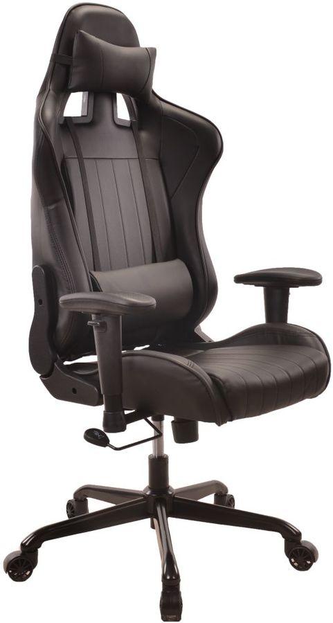 Кресло игровое БЮРОКРАТ CH-774, на колесиках, искусственная кожа [ch-774/black]