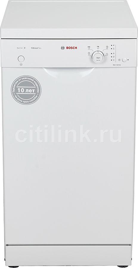 Посудомоечная машина BOSCH SPS25CW01R, белая