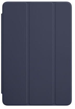 Чехол для планшета APPLE Smart Cover,  темно-синий, для  Apple iPad mini 4 [mklx2zm/a]