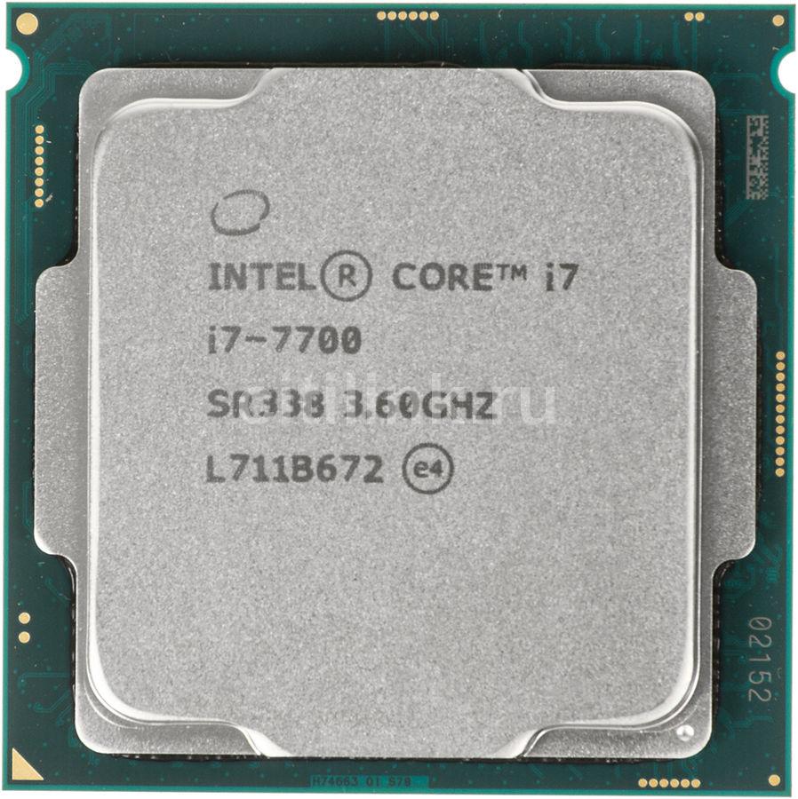 Процессор INTEL Core i7 7700, LGA 1151 OEM [cm8067702868314s r338]