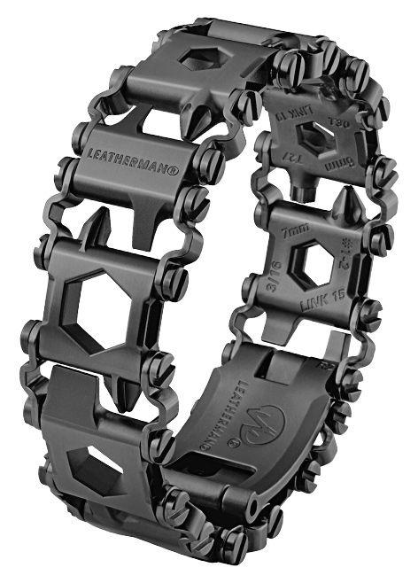 Браслет многофункц. Leatherman TREAD LT (832432) черный