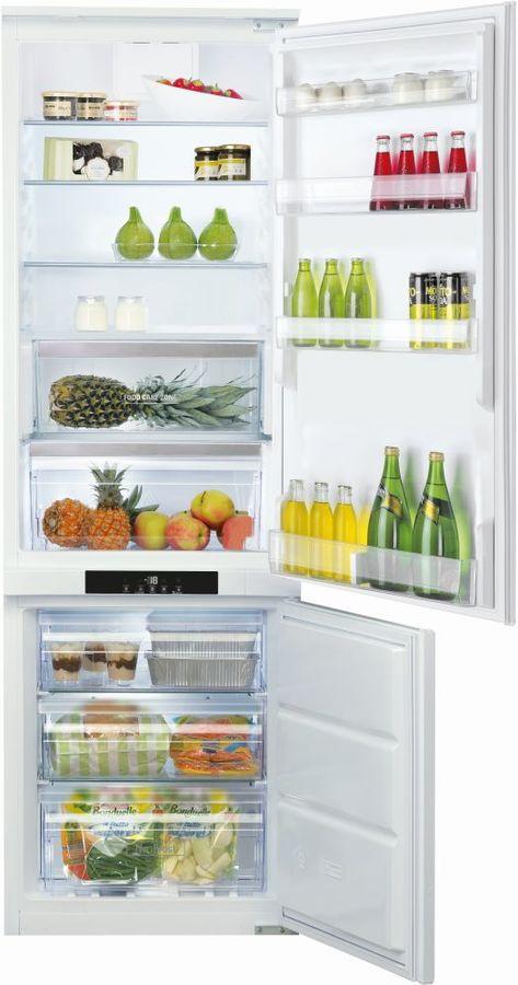 Встраиваемый холодильник HOTPOINT-ARISTON BCB 7030 AA F C (RU) белый