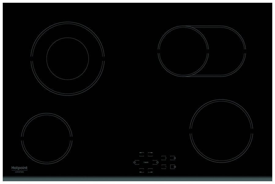 Варочная панель HOTPOINT-ARISTON HR 714/B,  индукционная,  независимая,  черный