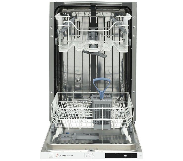Посудомоечная машина узкая SCHAUB LORENZ SLG VI4300,  белый