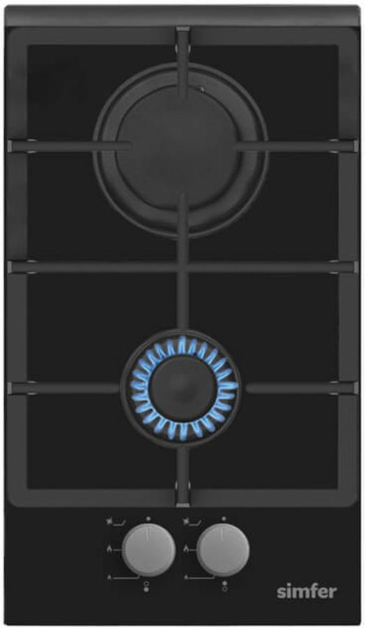 Варочная панель SIMFER H 30L20 B513,  независимая,  черный