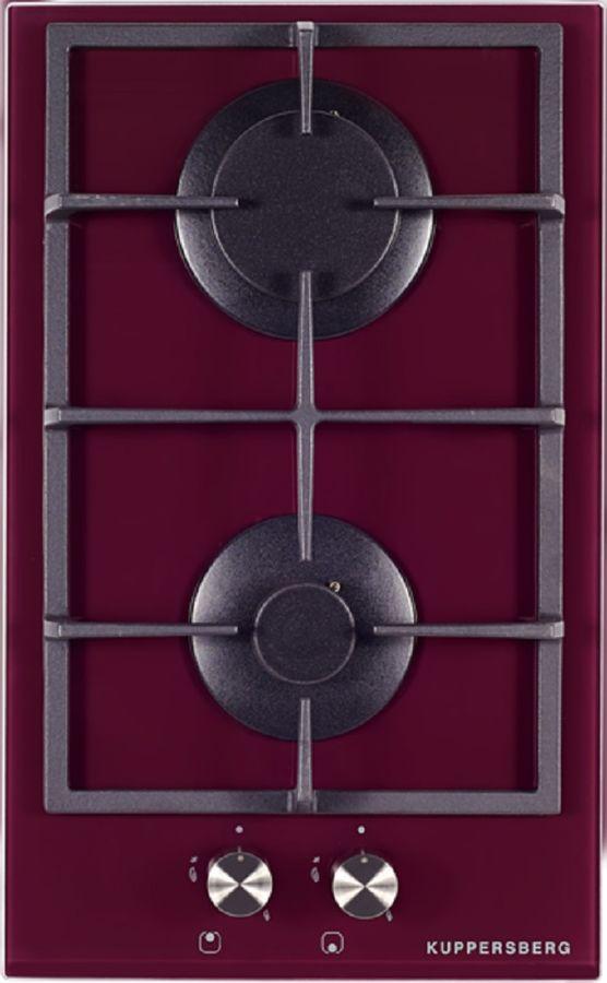 Варочная панель KUPPERSBERG FQ3TG L,  независимая,  бордовый