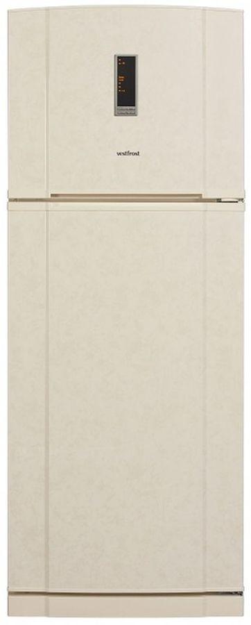 Холодильник VESTFROST VF 465 EB,  двухкамерный, бежевый