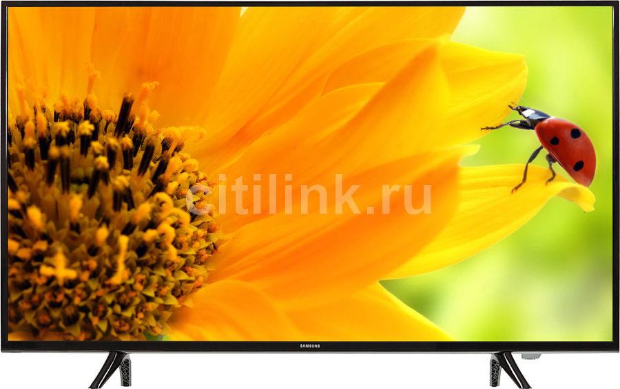 "LED телевизор SAMSUNG UE43J5202AUXRU  ""R"", 43"", FULL HD (1080p),  черный"