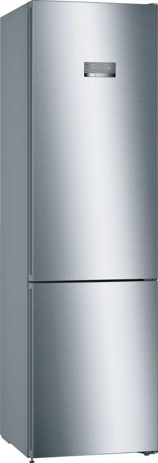 Холодильник BOSCH KGN39VI21R,  двухкамерный,  нержавеющая сталь