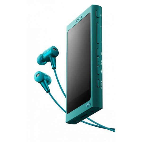 MP3 плеер SONY NW-A37HN flash 64Гб синий [nwa37hnl.ee]