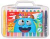 Гелевые мелки Deli EC20504 Color Kids 12цв. пласт.сум.