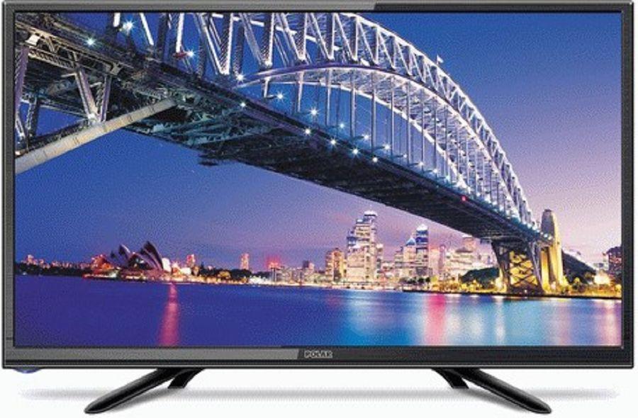 "LED телевизор POLAR 20LTV5001  ""R"",  черный"