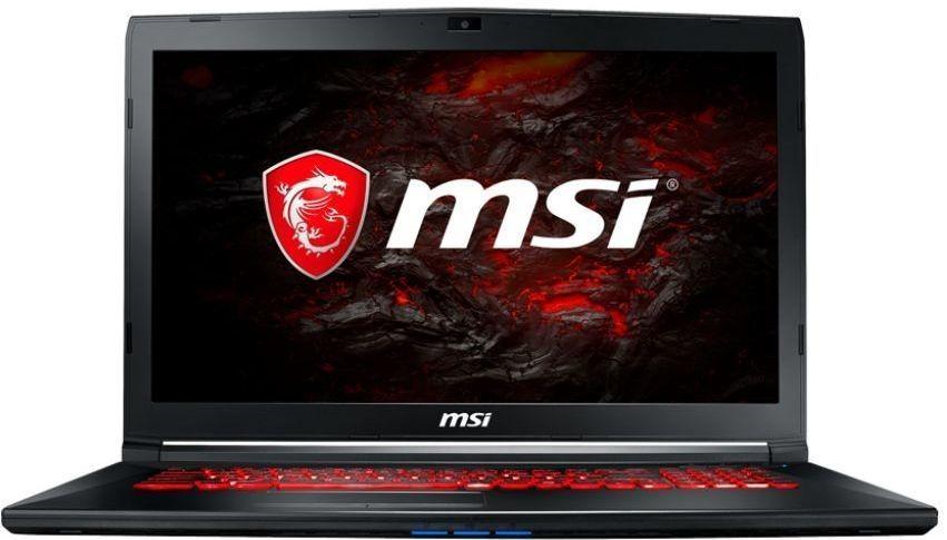 Ноутбук MSI GL72M 7RDX-1490RU, 9S7-1799E5-1490,  черный