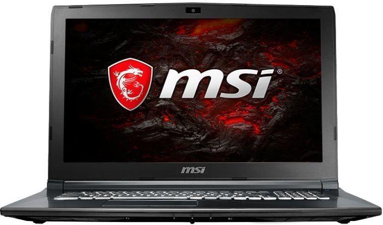 Ноутбук MSI GL62M 7REX-2672RU, 9S7-16J962-2672,  черный