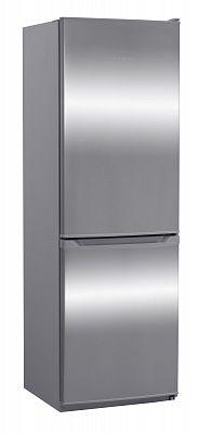 Холодильник NORD NRB 139 932,  двухкамерный, нержавеющая сталь [00000242072]