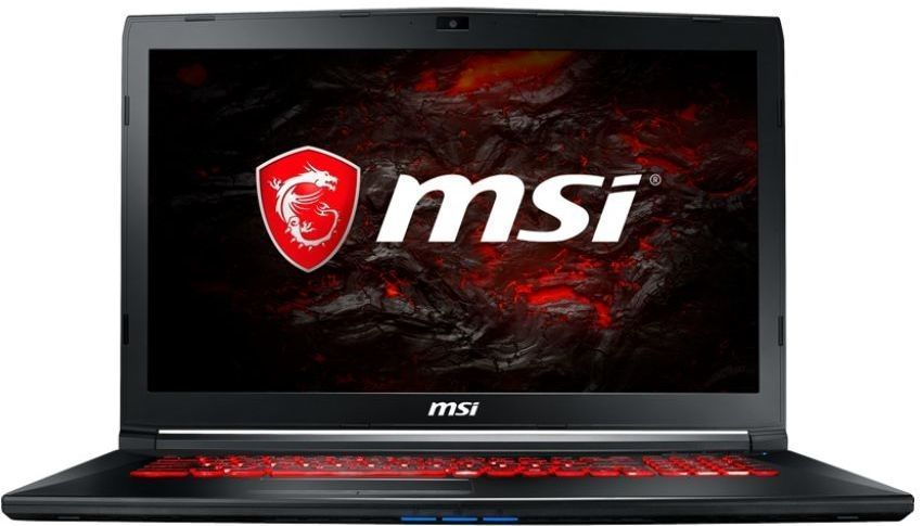 Ноутбук MSI GL72M 7REX-1480XRU, 9S7-1799E5-1480,  черный