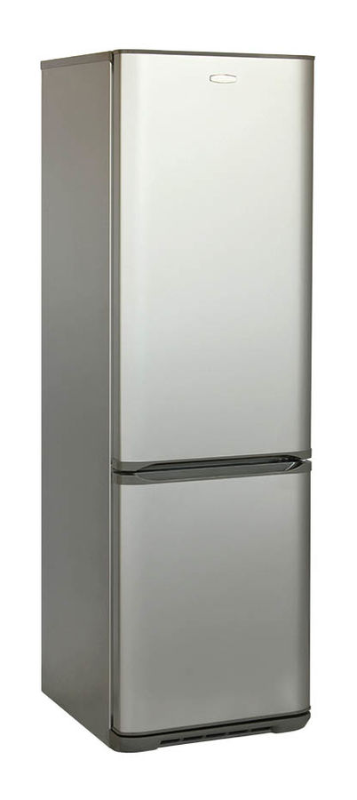 Холодильник БИРЮСА Б-M127,  двухкамерный, серый металлик