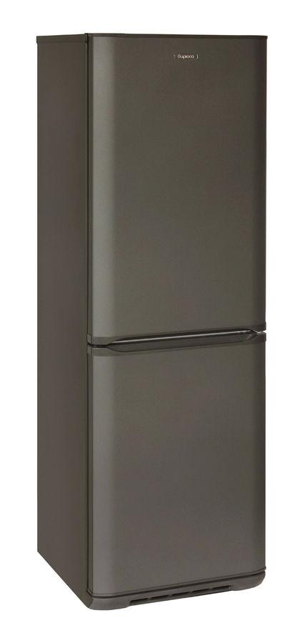 Холодильник БИРЮСА Б-W133,  двухкамерный, графит