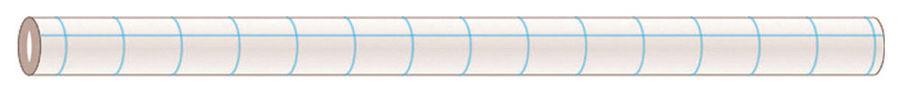 Пленка Silwerhof 416958/383004 для учеб. ПП 80мкм глад. прозр. 450мм x 1м