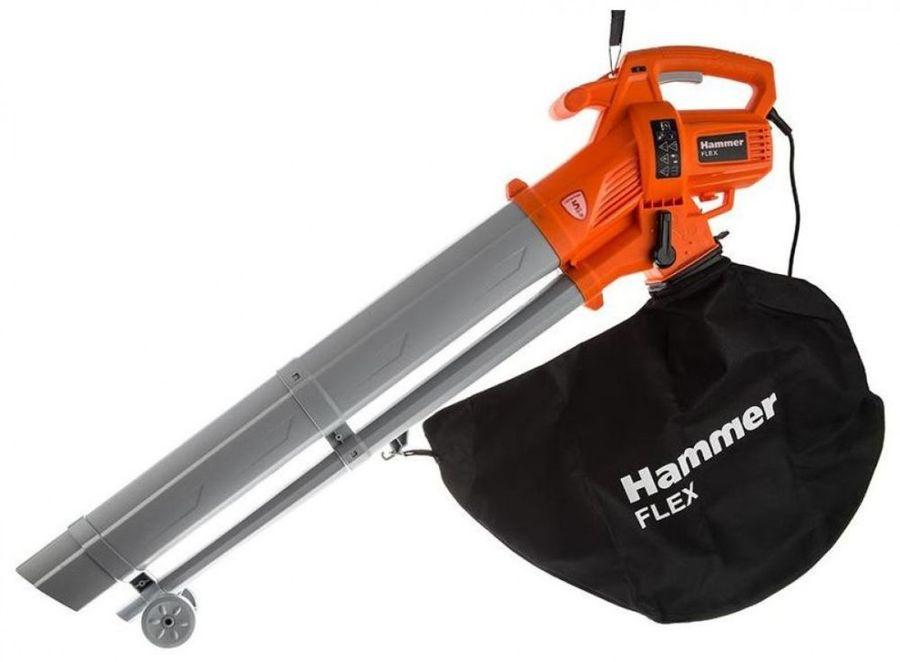 Воздуходувка HAMMER VZD2000, оранжевый