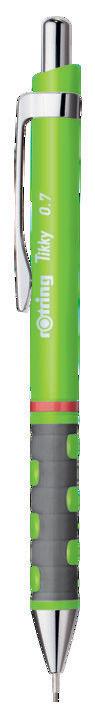 Карандаш механический Rotring Tikky 2007216 0.7мм зеленый/неон