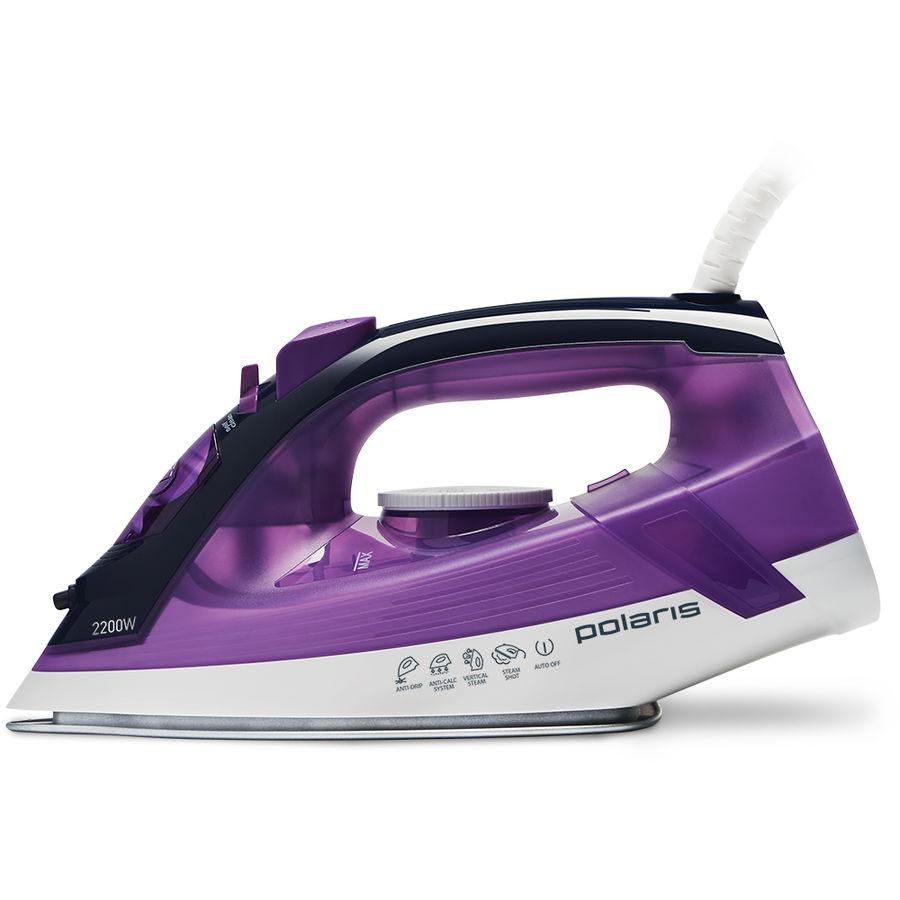 Утюг POLARIS PIR 2267AK,  2200Вт,  фиолетовый
