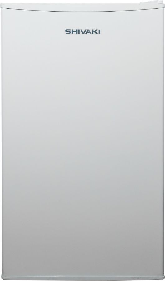 Холодильник SHIVAKI SDR-084W,  однокамерный, белый