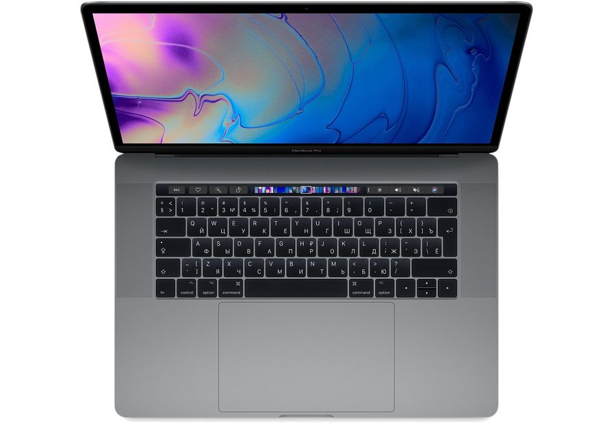 "Ноутбук APPLE MacBook Pro MR932RU/A, 15.4"",  IPS, Intel  Core i7  8750H 2.2ГГц, 16Гб, 256Гб SSD,  AMD Radeon Pro  555 - 4096 Мб, Mac OS Sierra, MR932RU/A,  темно-серый"