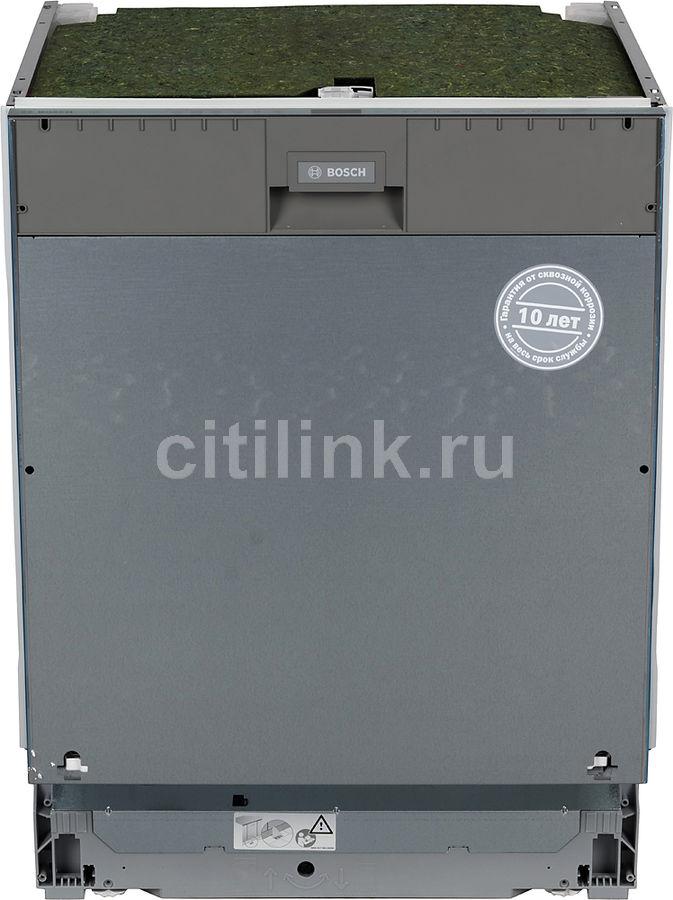 Посудомоечная машина полноразмерная BOSCH SMV66TX06R