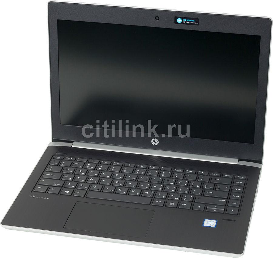 """Ноутбук HP ProBook 430 G5, 13.3"""",  Intel  Core i5  7200U 2.5ГГц, 8Гб, 256Гб SSD,  Intel HD Graphics  620, Windows 10 Professional, 4WV18EA,  серебристый"""