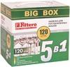 Таблетки 5в1 FILTERO Арт.773,  для посудомоечных машин,  120 вид 1