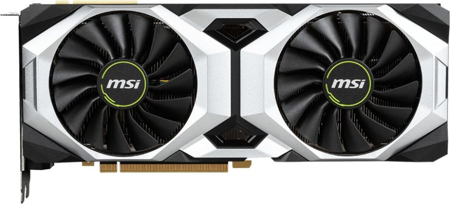 Видеокарта MSI nVidia  GeForce RTX 2080Ti ,  RTX 2080 Ti VENTUS 11G,  11Гб, GDDR6, Ret