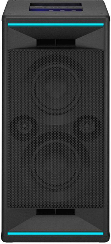 Музыкальный центр PIONEER XW-SX70-B,  черный