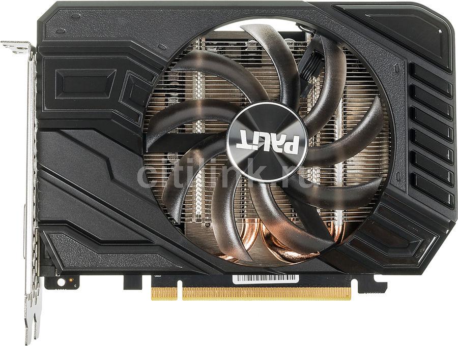 Видеокарта PALIT nVidia  GeForce RTX 2060 ,  PA-RTX2060 STORMX 6G,  6Гб, GDDR6, Ret [ne62060018j9-161f]