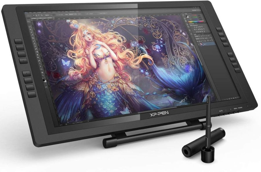 Графический планшет XP-PEN Artist 22E PRO черный [artist22e_pro]