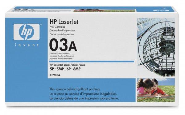 Картридж HP 03A черный [c3903a]