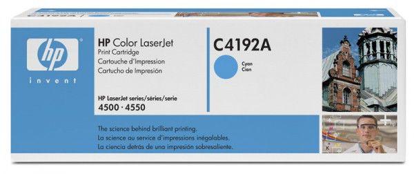 Картридж HP C4192A голубой