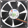 Вентилятор TITAN TFD-8025L12S,  80мм, Ret вид 1