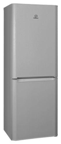 Холодильник INDESIT BIA 16 NF C S,  двухкамерный,  серебристый