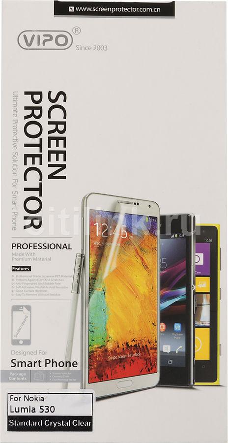 Защитная пленка VIPO для Nokia Lumia 530,  прозрачная, 1 шт