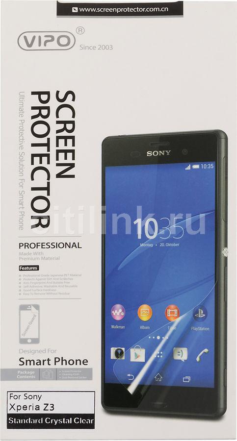 Защитная пленка VIPO для Sony Xperia Z3,  прозрачная, 1 шт