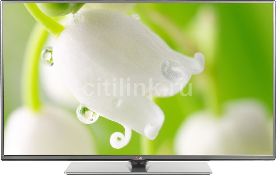 "LED телевизор LG 49LB629V  ""R"", 49"", 3D,  FULL HD (1080p),  серебристый"
