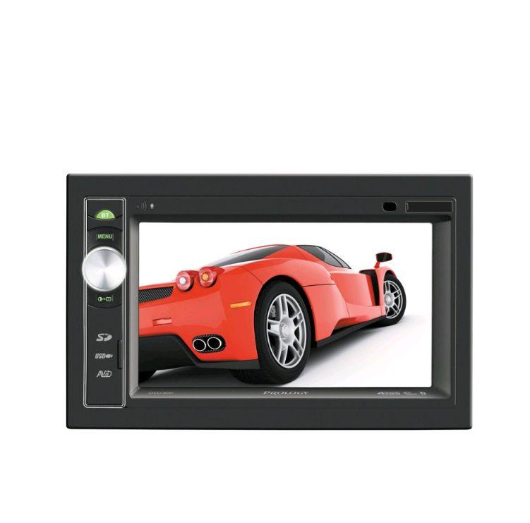 Автомагнитола PROLOGY DVU-600,  USB,  SD/MMC