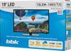 """LED телевизор BBK 19LEM-1005/T2C  """"R"""", 19"""", HD READY (720p),  черный вид 13"""