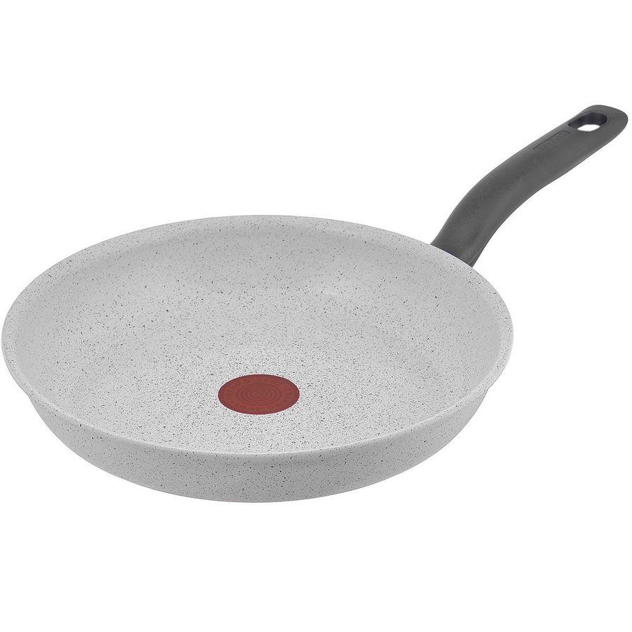 Сковорода Tefal Meteor Ceramic C4030672 28см. белый [2100086788]