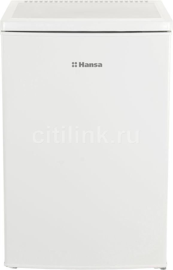 Холодильник HANSA FM138.3,  однокамерный,  белый